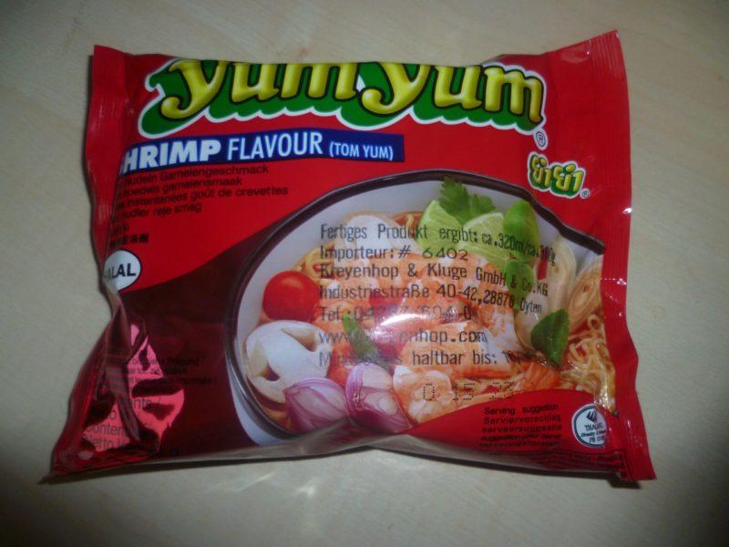 #276: YumYum Oriental Style Shrimp Flavour (Tom Yum)