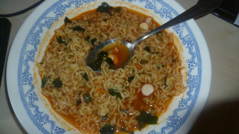 "#288: Nongshim ""Seafood Ramyun"""