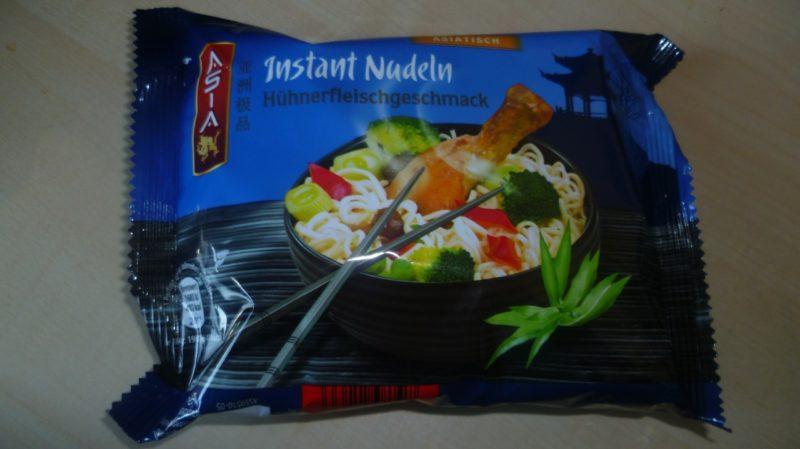 #292: Asia Instant Nudeln mit Hühnerfleischgeschmack