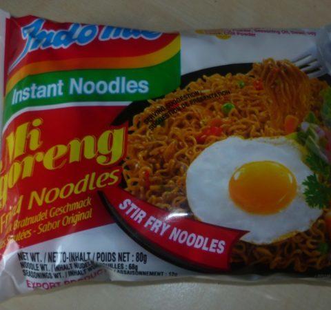 "#293: Indomie Instant Noodles ""Mi Goreng"" Nachtest"