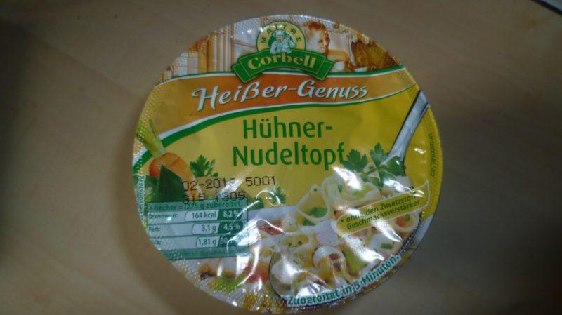 """#295: Maitre Corbell """"Heißer-Genuss"""" Hühner-Nudeltopf"""