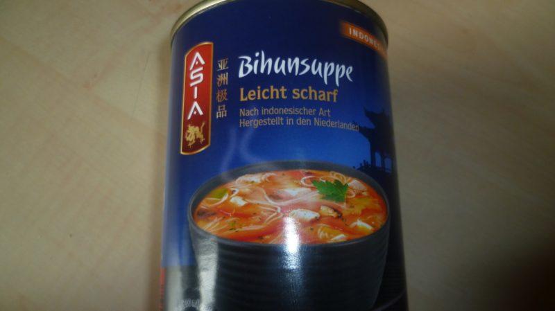 #298: Asia Bihunsuppe