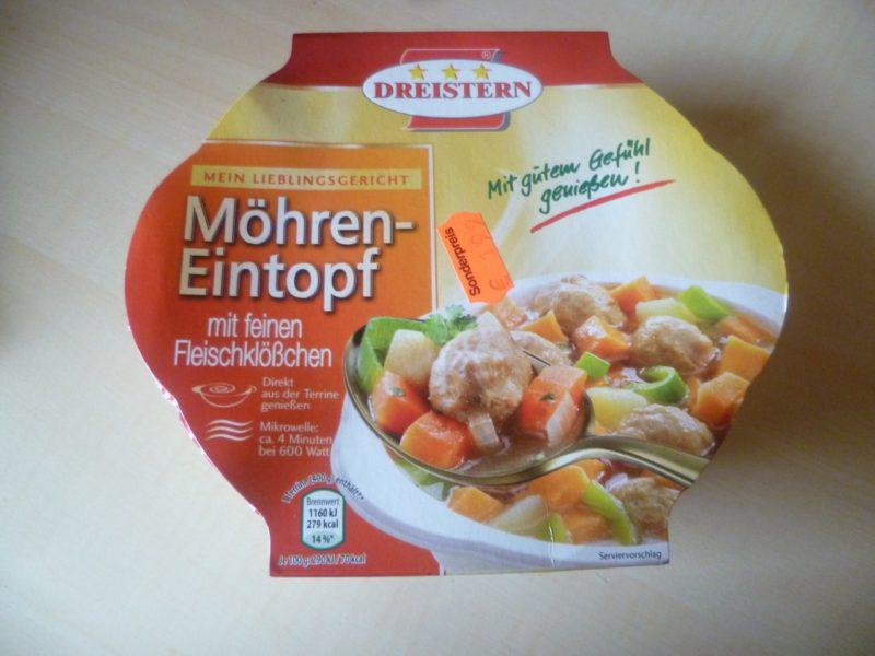 "#313: Dreistern ""Möhren-Eintopf"""