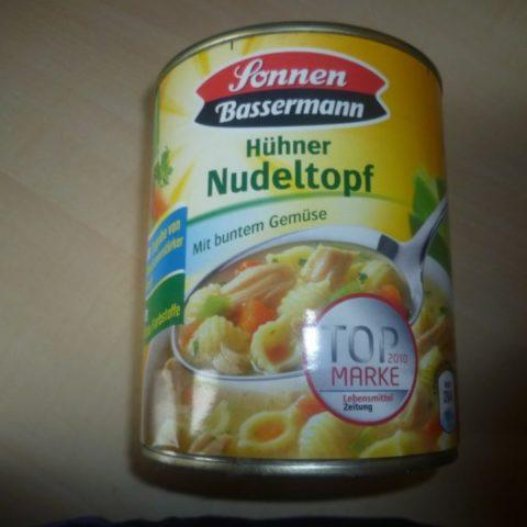 """#315: Sonnen Bassermann """"Hühner Nudeltopf"""""""