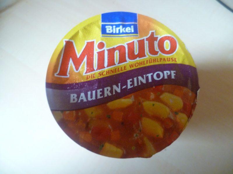 """#318: Birkel Minuto """"Bauern-Eintopf"""""""