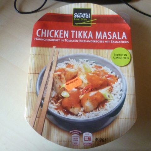 "#320: Satori ""Chicken Tikka Masala"""