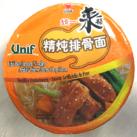 "#297: Unif ""Artificial Stewed Pork Chop Flavor"" Big Bowl (Update 2021)"