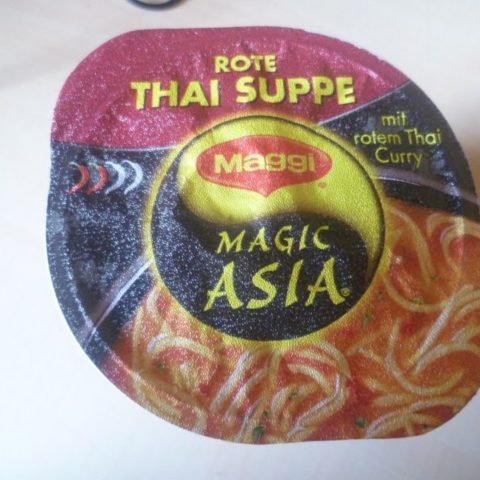"#331: Maggi Magic Asia ""Rote Thai Suppe"""