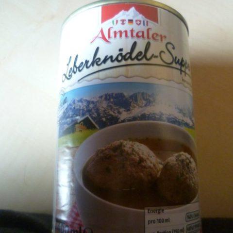 #333: Almtaler Leberknödel-Suppe
