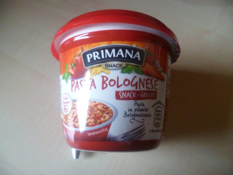 """#338: Primana Snack """"Pasta Bolognese"""""""