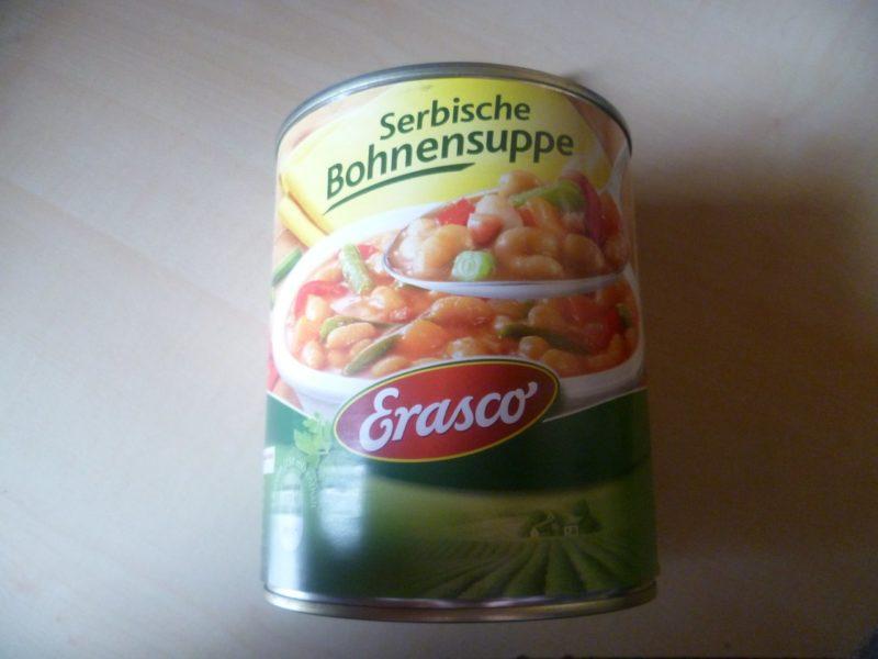 """#339: Erasco """"Serbische Bohnensuppe"""""""