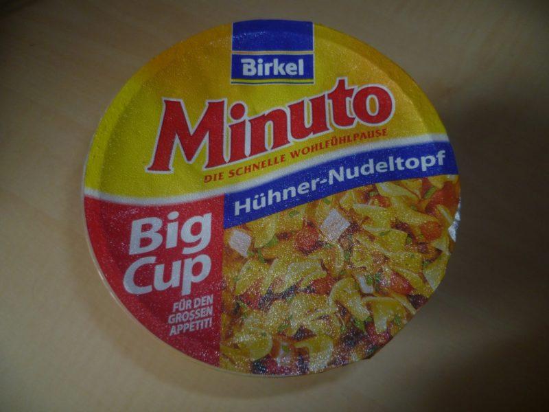 """#344: Birkel Minuto """"Hühner-Nudeltopf"""""""