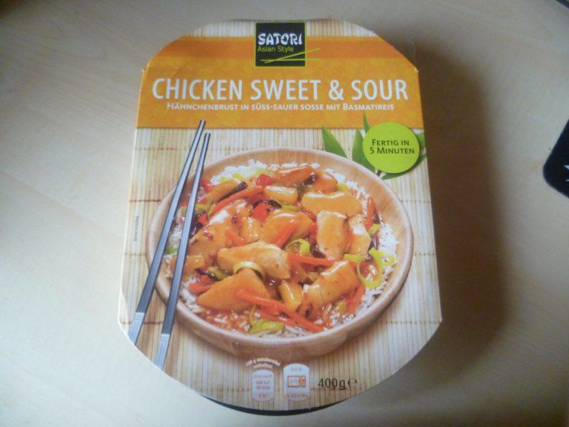 """#348: Satori """"Chicken Sweet & Sour"""""""