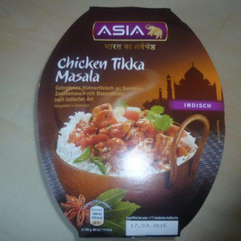 """#361: Asia """"Chicken Tikka Masala"""""""