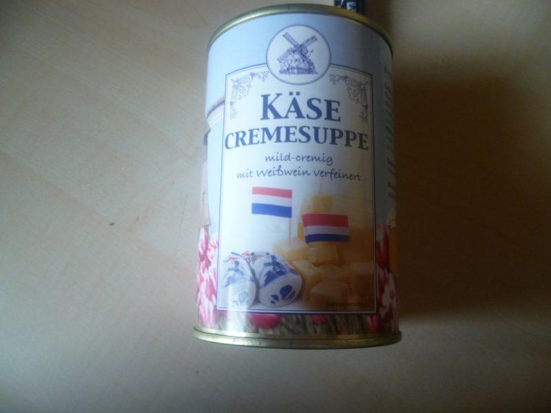 """#367: Barteroder """"Käse Cremesuppe"""""""