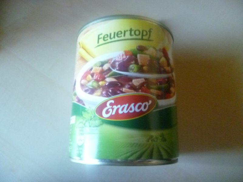 """#369: Erasco """"Feuertopf"""""""