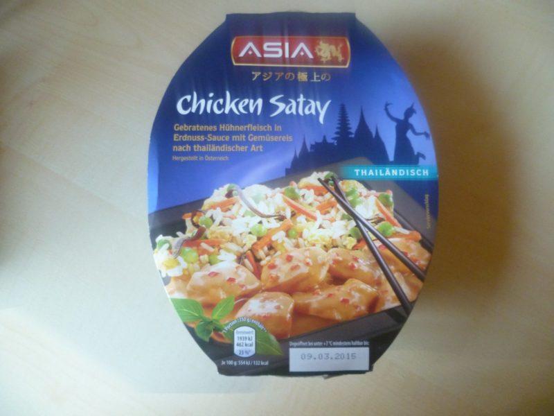 "#371: Asia ""Chicken Satay"""