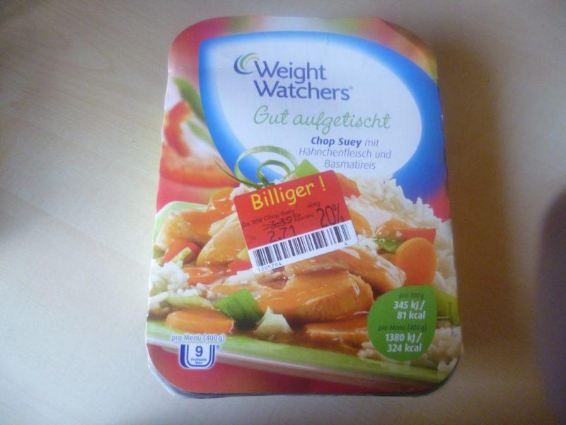 """#373: Weight Watchers """"Chop Suey"""""""