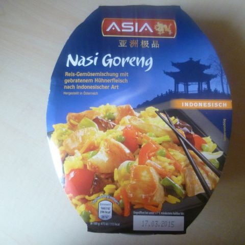 "#377: Asia ""Nasi Goreng"""