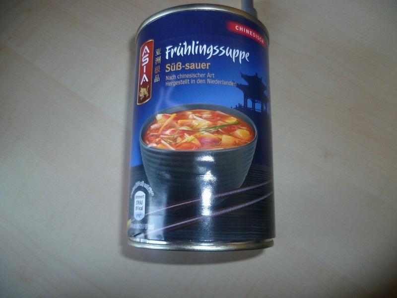 "#379: Asia ""Frühlingssuppe"" Süß-Sauer"