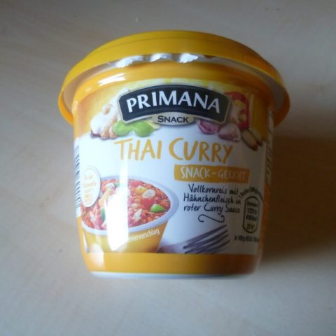 "#384: Primana Snack ""Thai Curry"""
