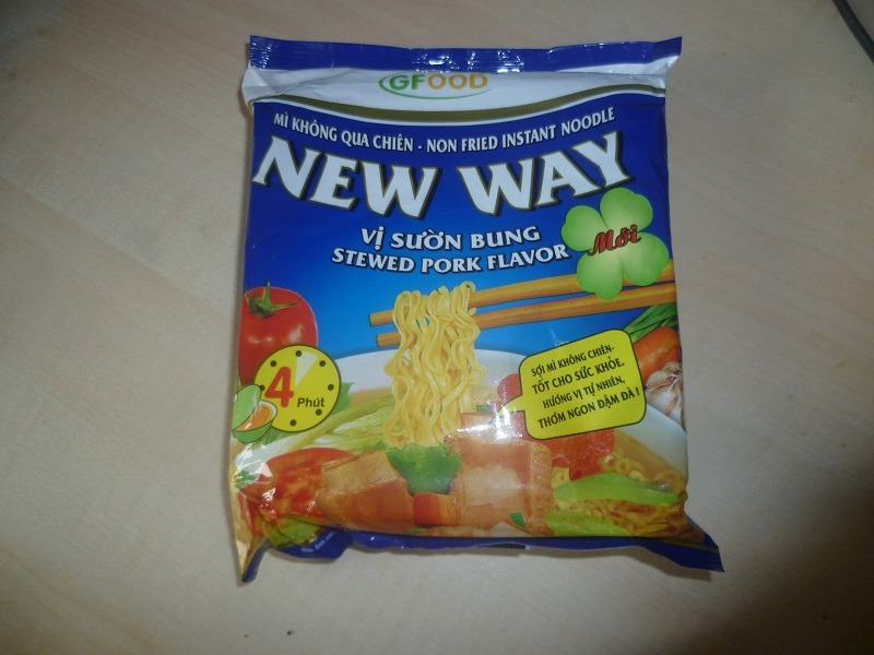 "#388: GFood ""New Way"" Stewed Pork Flavour (vị sườn bung)"