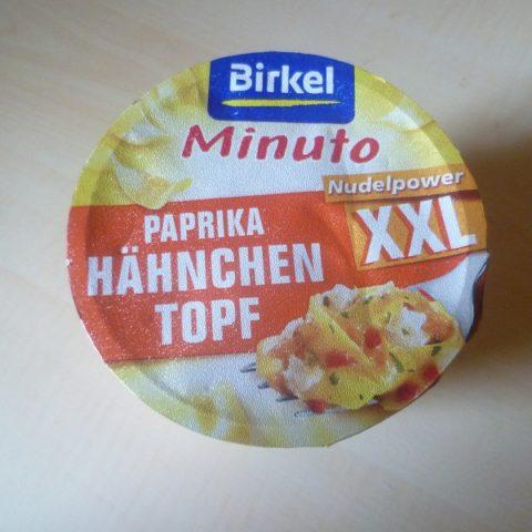 "#390: Birkel Minuto ""Paprika Hähnchen Topf"""