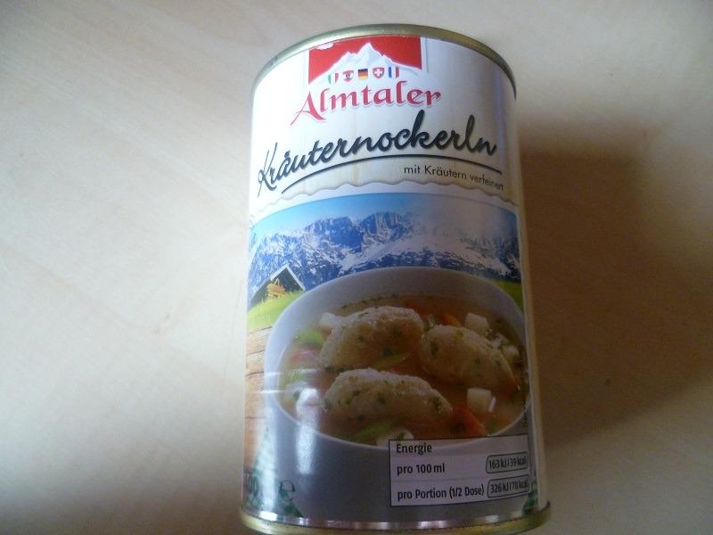 """#396: Almtaler """"Kräuternockerln"""""""