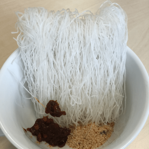 """#387: Mama Instant Bean Vermicelli """"Tom Yam Koong"""""""