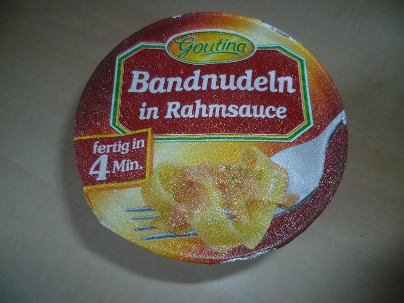 """#413: Goutina """"Bandnudeln in Rahmsauce"""""""