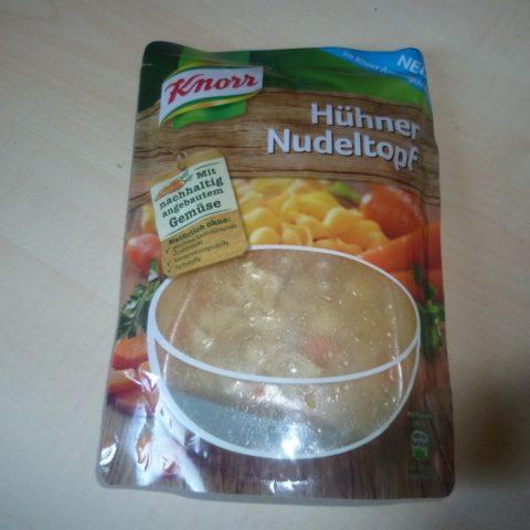 """#418: Knorr Aromapack """"Hühner Nudeltopf"""""""
