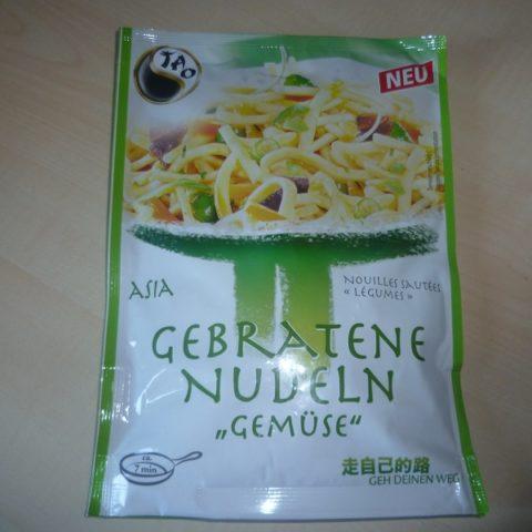 "#426: Tao Asia ""Gebratene Nudeln Gemüse"""
