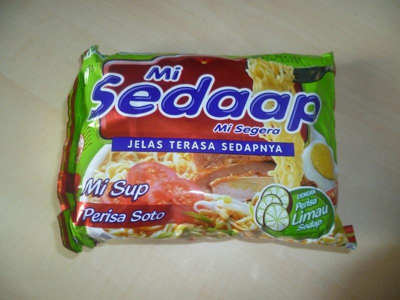 "#429: Wingsfood ""Mi Sedaap"" Mi Sup Perisa Soto"