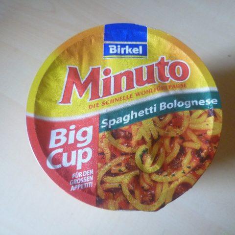 "#435: Birkel Minuto ""Spaghetti Bolognese"" Big Cup"