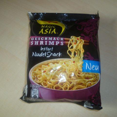 """#438: Maggi Magic Asia """"Instant Nudel Snack Shrimps"""""""