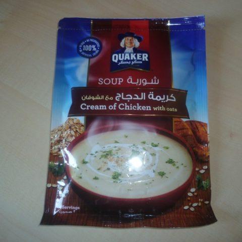 """#440: Quaker Oats Soup """"Cream of Chicken"""""""