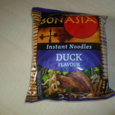 """#448: Bonasia Instant Noodles """"Duck Flavour"""""""