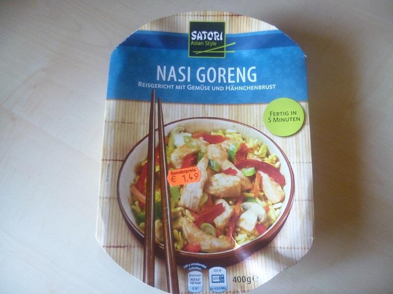"""#455: Satori """"Nasi Goreng"""""""
