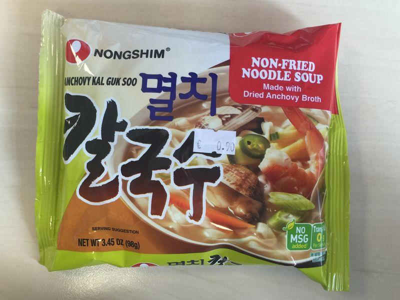 nongshim anchovy