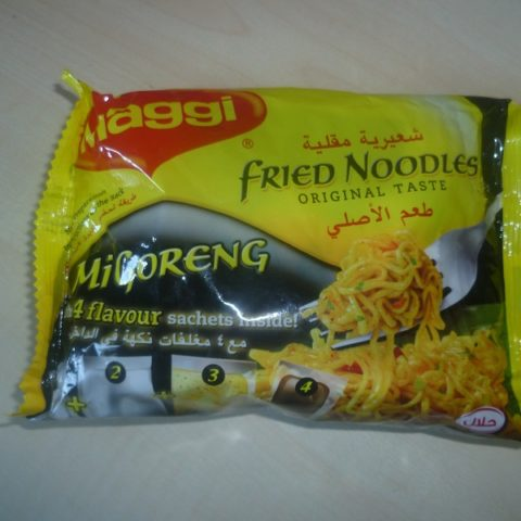 "#461: Maggi ""Mi Goreng"" Fried Noodles Original Taste"