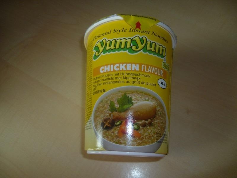 """#471: YumYum """"Oriental Style Chicken Flavour"""" Cup"""
