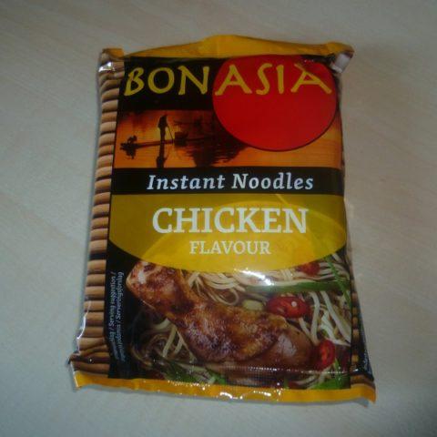 "#474: Bonasia Instant Noodles ""Chicken Flavour"""