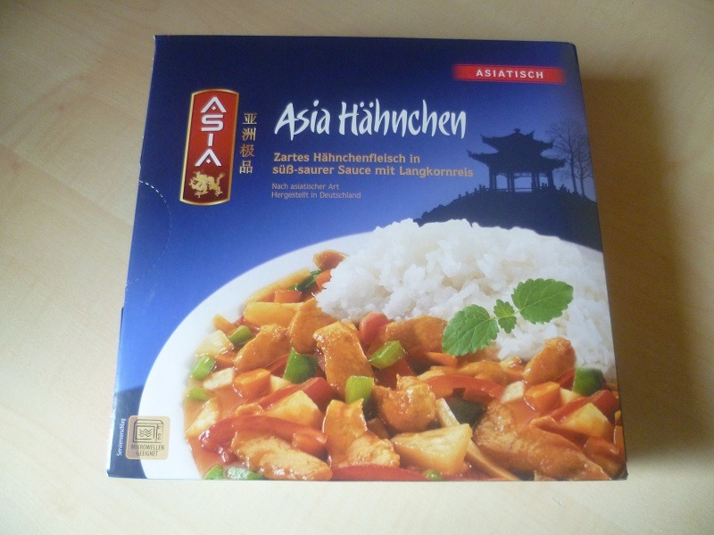 "#479: Asia ""Asia Hähnchen"""
