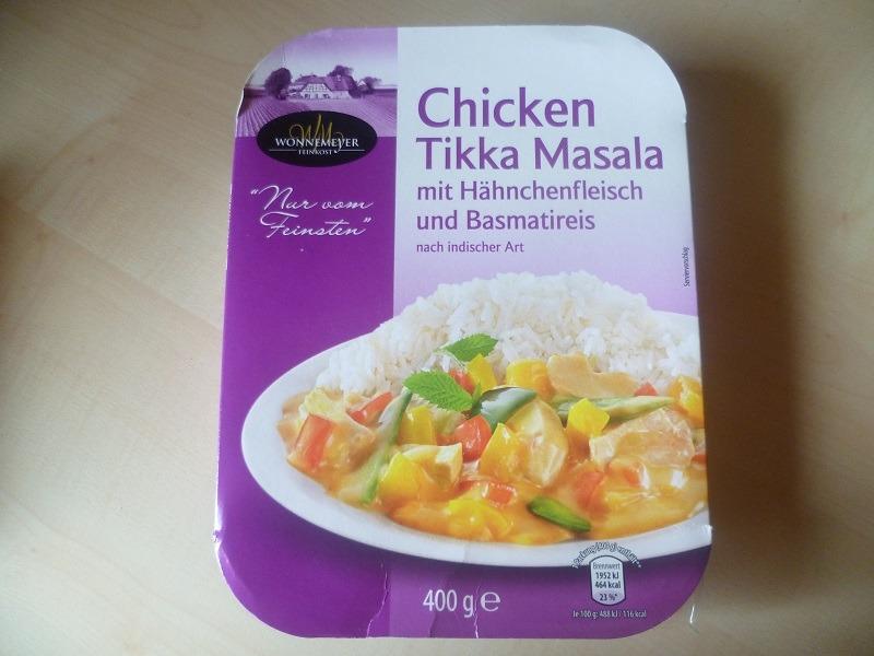 "#486: Wonnemeyer Feinkost ""Chicken Tikka Masala"""