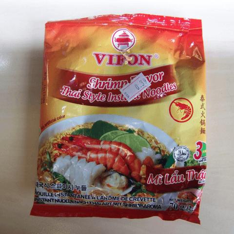 """#476: Vifon """"Mì Lẩu Thái"""" Shrimp Flavour"""