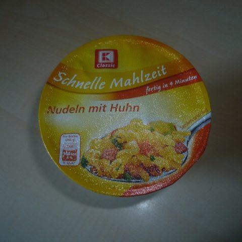 """#513: K-Classic """"Schnelle Mahlzeit"""" Nudeln mit Huhn"""