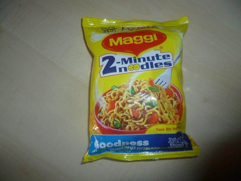 "#534: Maggi 2-Minute Noodles ""Masala"""