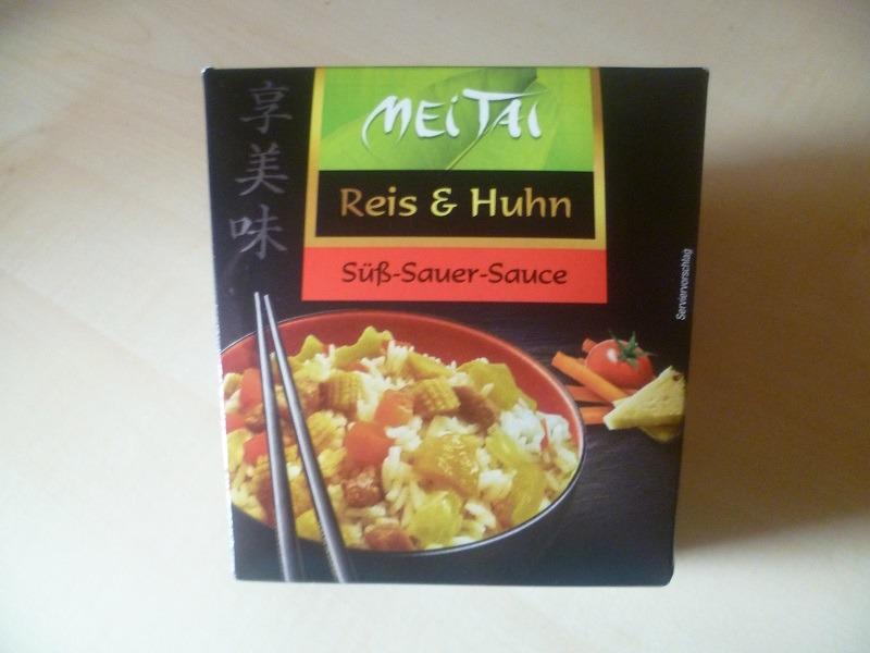 """#536: Mei Tai Reis & Huhn """"Süß-Sauer-Sauce"""""""