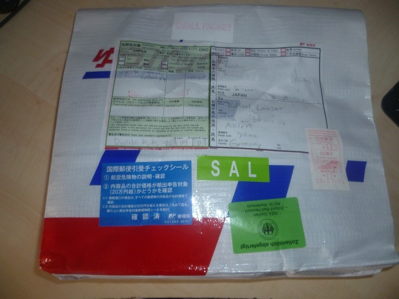 Ramen Mania - Ein Paket aus Japan
