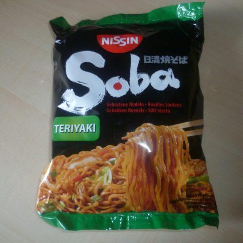 """#547: Nissin """"Soba Teriyaki"""""""